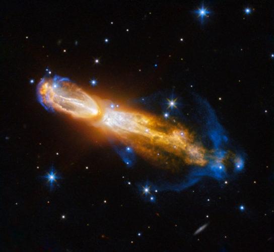 The Calabash Nebula (Image ESA/Hubble & NASA. Acknowledgement: Judy Schmidt)