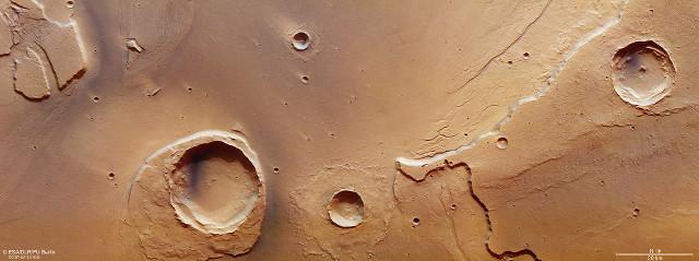 Kasei Valles (Photo ESA/DLR/FU Berlin, CC BY-SA 3.0 IGO)