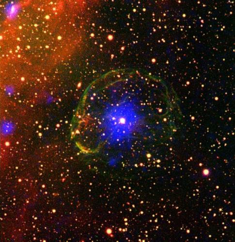 The pulsar SXP 1062
