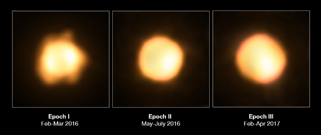 V766 Cent and its companion (Image ESO/M. Wittkowski (ESO))