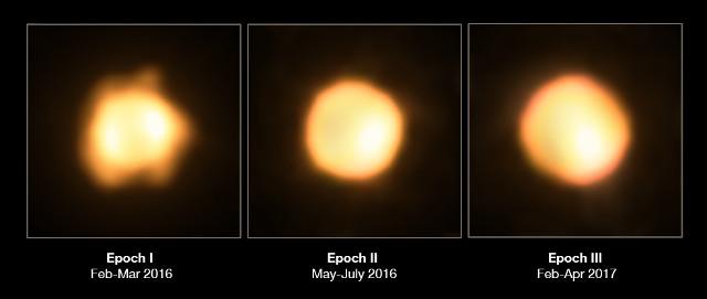 V766 Cent and its companion (Image ESO/M. Wittkowski (ESO))
