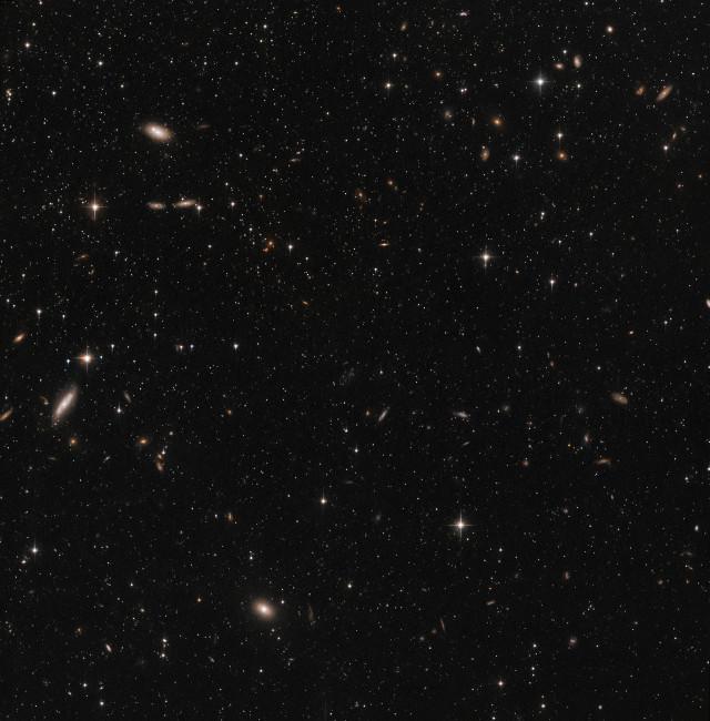 A part of the Sculptor Dwarf Galaxy (Image ESA/Hubble & NASA)