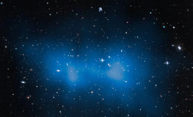 El Gordo (Image NASA, ESA, J. Jee (University of California, Riverside, USA))
