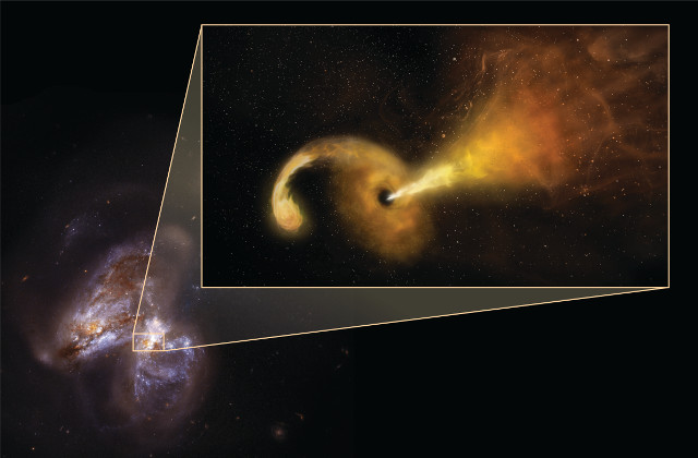 The galaxies Arp 299A and Arp 299B and the tidal disruption event