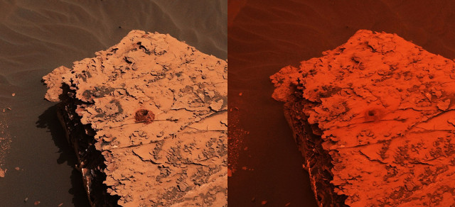 The Duluth site on Mars
