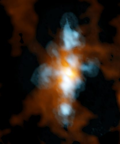 The NGC 6334I star formation region studied at the highest possible frequencies for the ALMA radio telescope