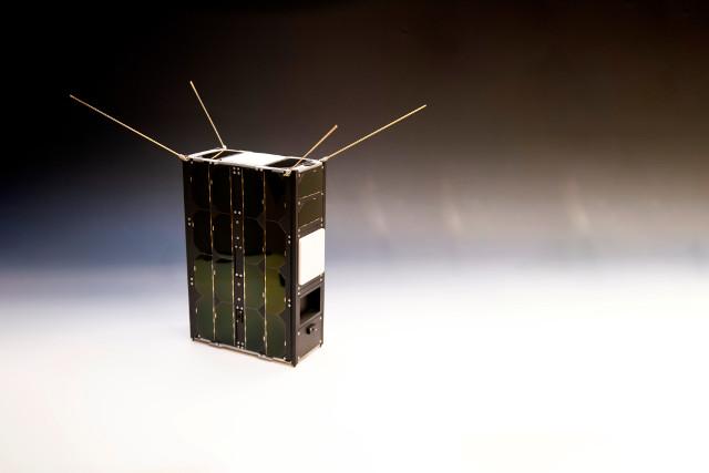 GomX-4B (Image ESA–G. Porter, CC BY-SA 3.0 IGO)