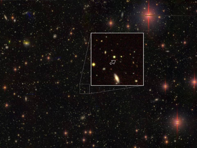 83 quasars discovered in the early universe