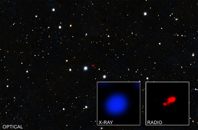 A heavily obscured primordial supermassive black hole discovered