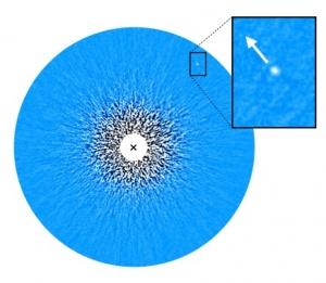 The brown dwarf GJ 504 B's system