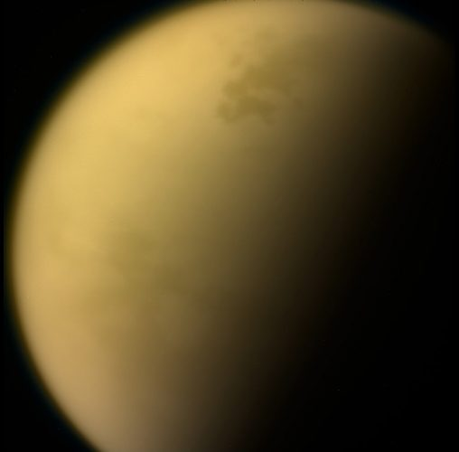 Titan (NASA/JPL-Caltech/Space Science Institute)