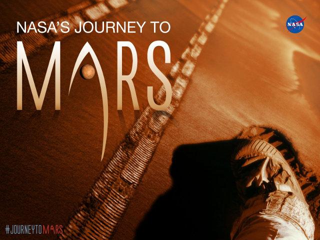 Journey To Mars (Image NASA)