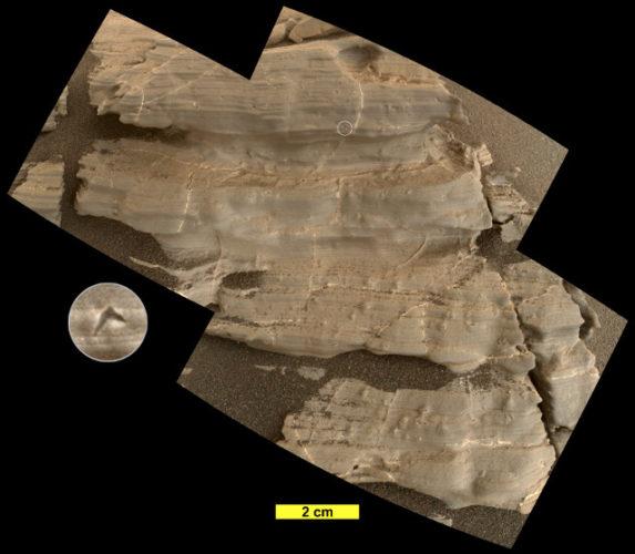 The Jura rock (Image NASA/JPL-Caltech/MSSS)