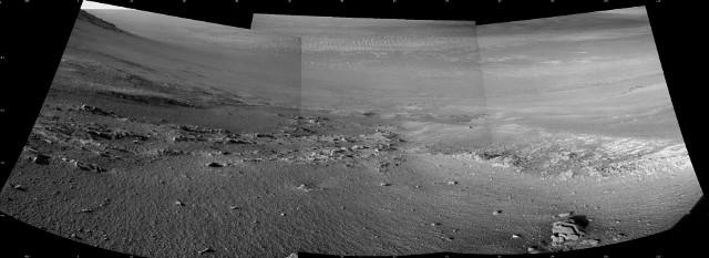 Part of Perseverance Valley (Image NASA/JPL-Caltech)