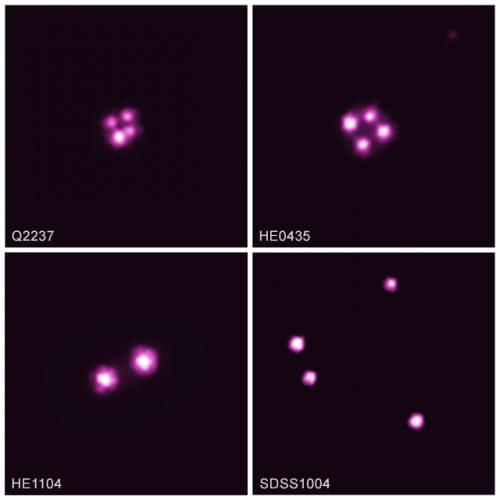 Ancient quasars spin at relativistic speeds